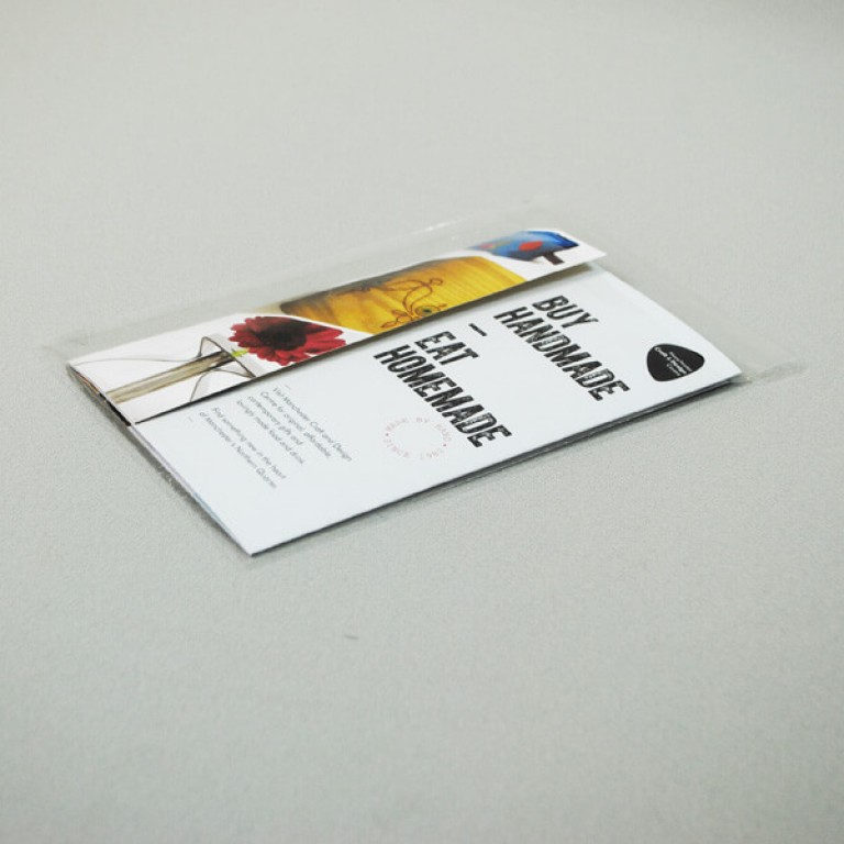 "Polypropylene Bag With Self-Seal Strip (5"" x 7"")"