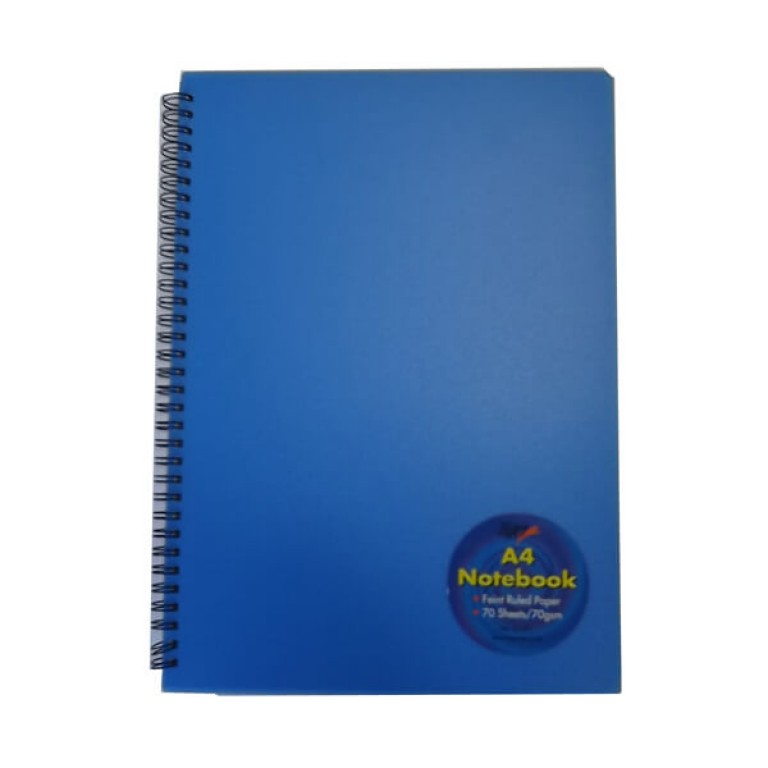 A4 Twin Wire Note Book