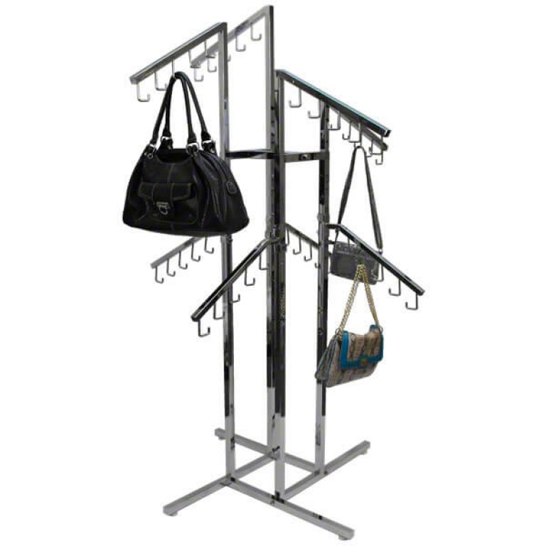 Bag Stand (chrome)
