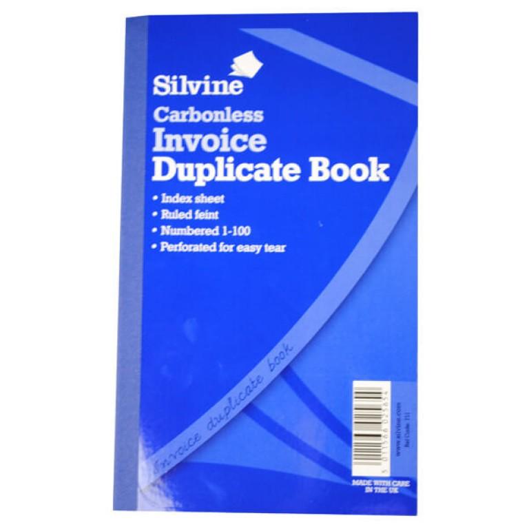 """Carbonless Duplicate Memo Book (8.25"""" x 5"""")"""