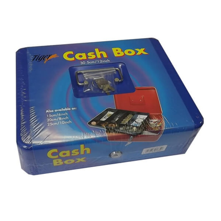 Large Cash Box
