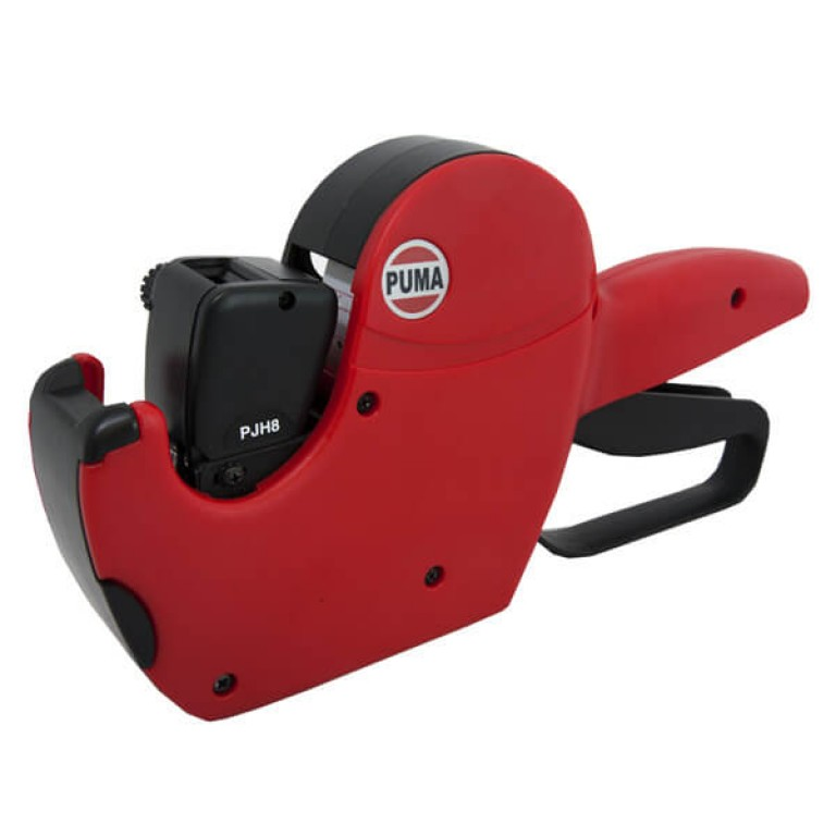 Puma Pricing Label Gun (red)