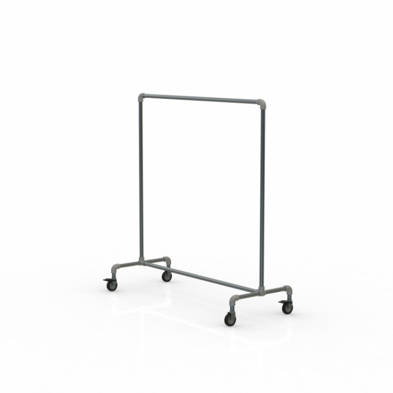 Bronx 28 Clothes Rail Portable