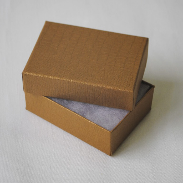 Gold Card Box (88 x 68 x 29)