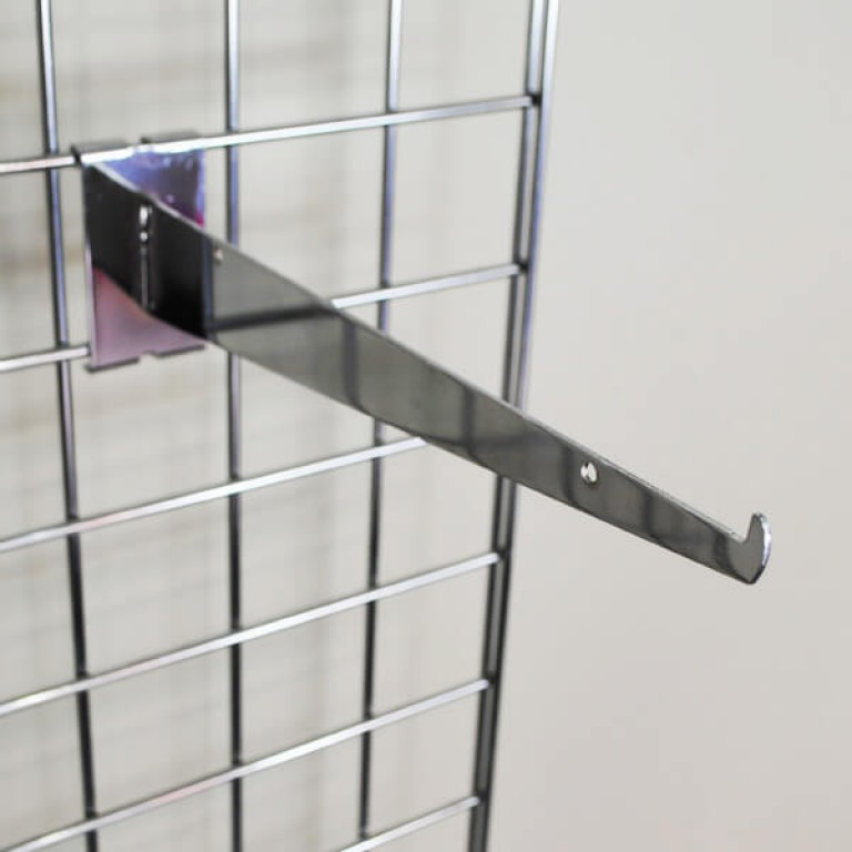 Gridwall Dura-Shelf Arm