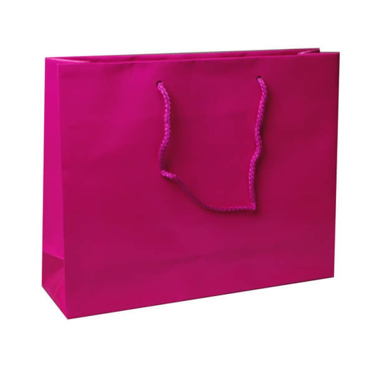 Small Carrier Bag (cerise)