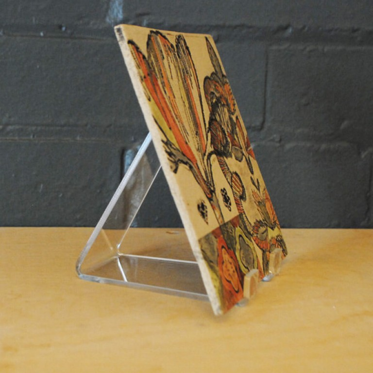 100mm Plate easels