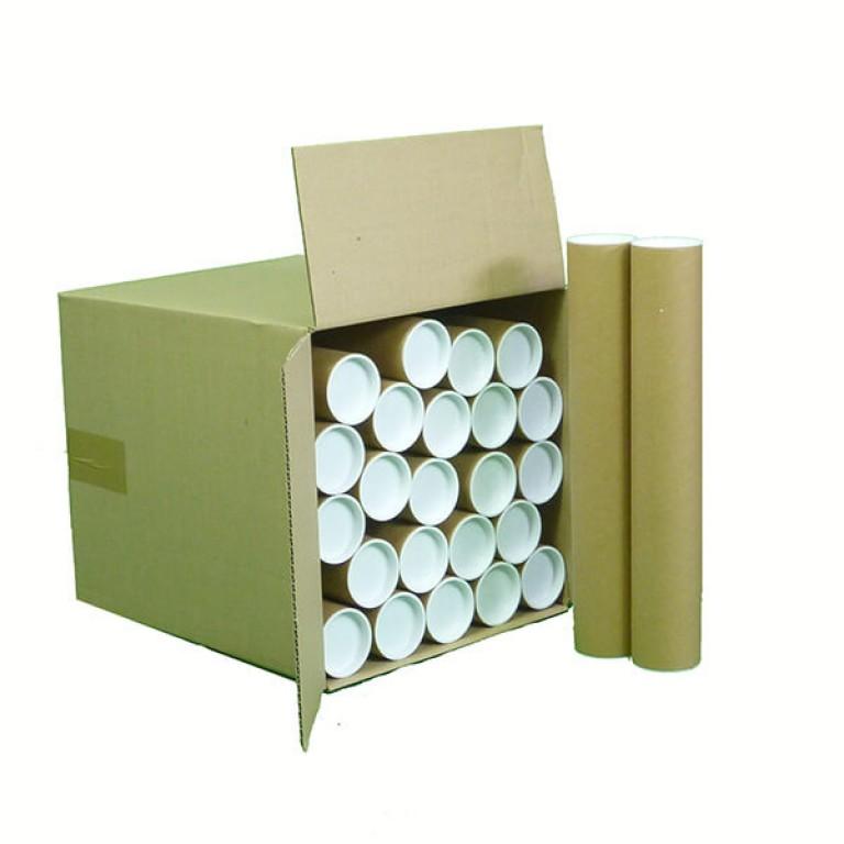 Postal Tubes - Large (Box of 25)