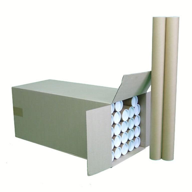 Postal Tubes - X-Large (Box of 25)