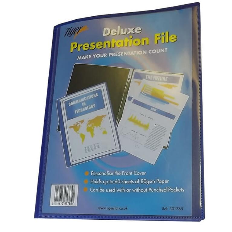 Deluxe Presentation File