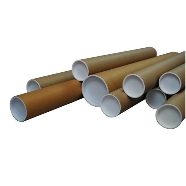 Postal Tubes - Medium (Box of 25)