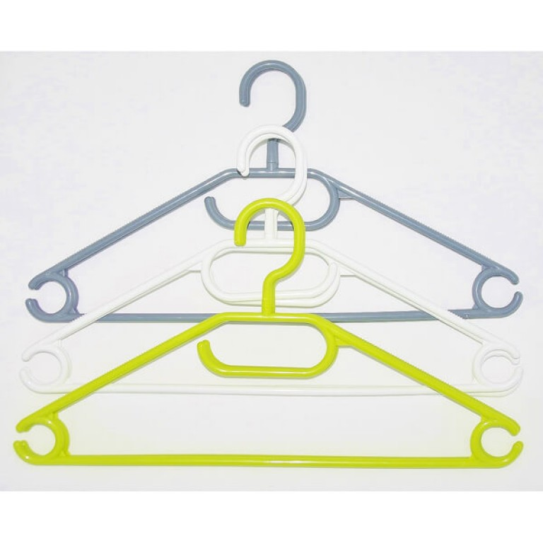 Multipurpose Plastic Hanger Set