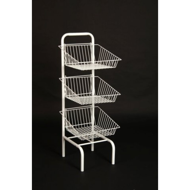3 Tier Display Basket