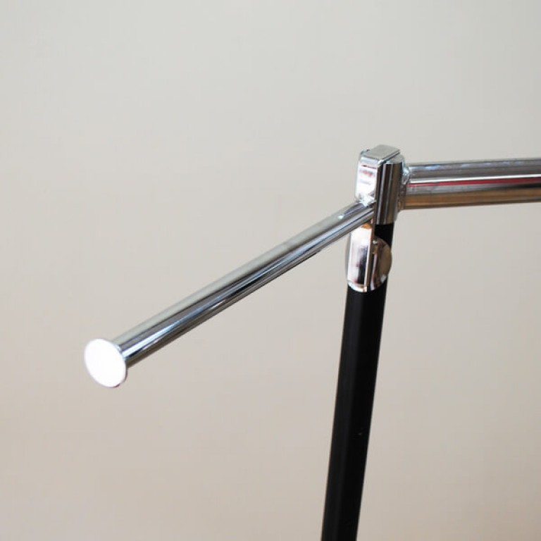 Chrome Swing Extension Arm