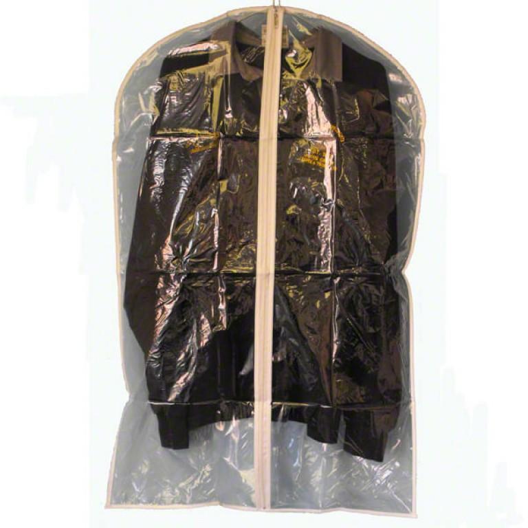 "Clear PVC sample bag - 36"" (2 pack)"
