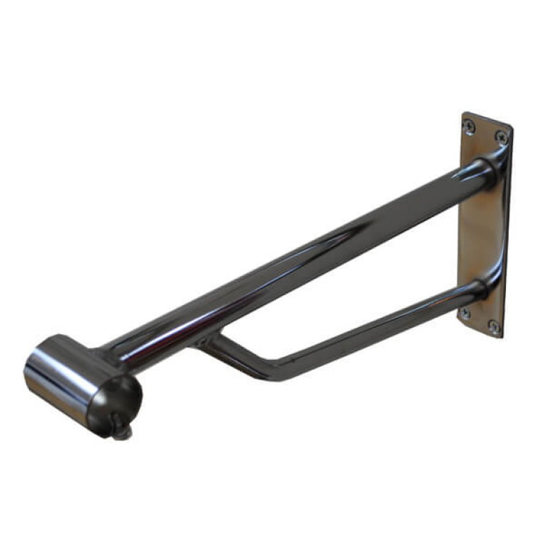 Wall Mounted Hanging Rail Bracket