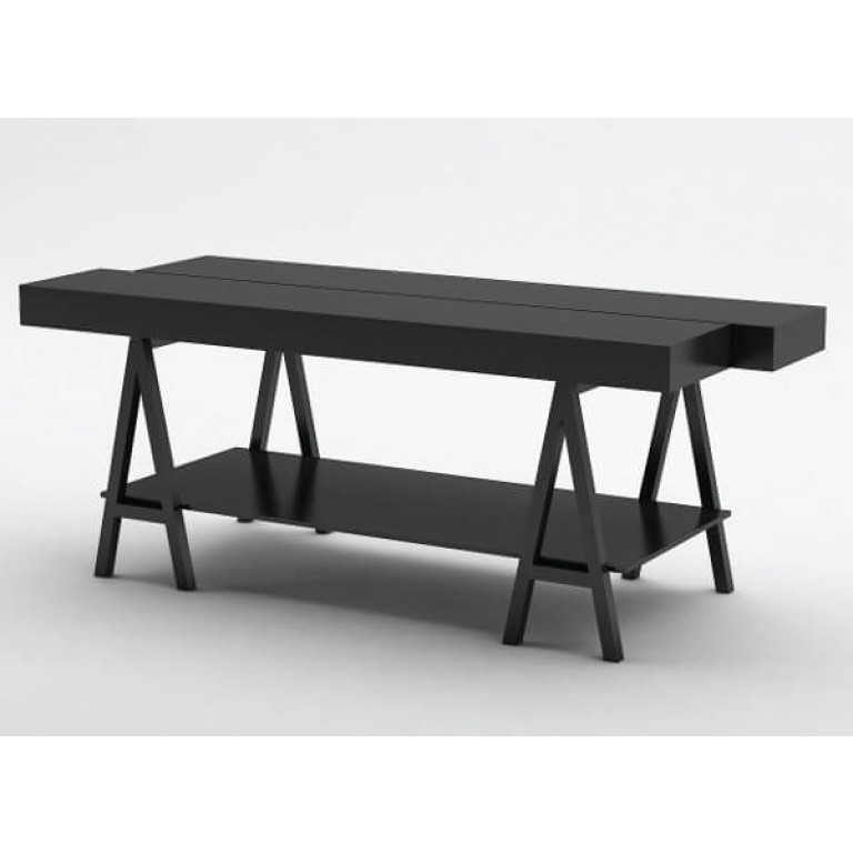 Black Fashion Display Table
