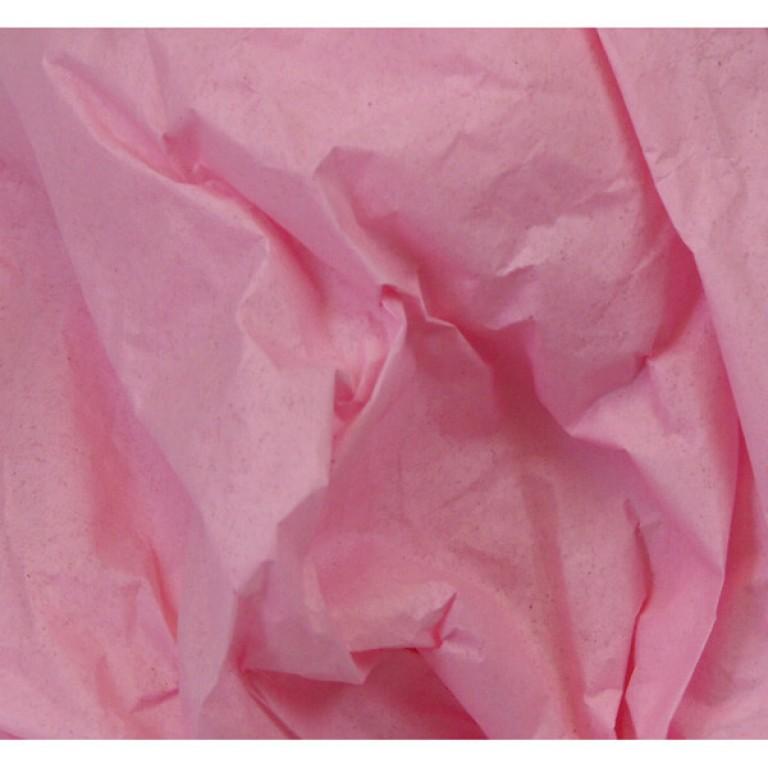 Pastel Pink Tissue Paper (acid-free)