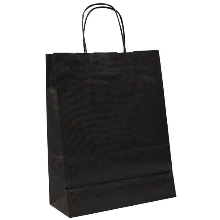 Small Carrier Bag (black)