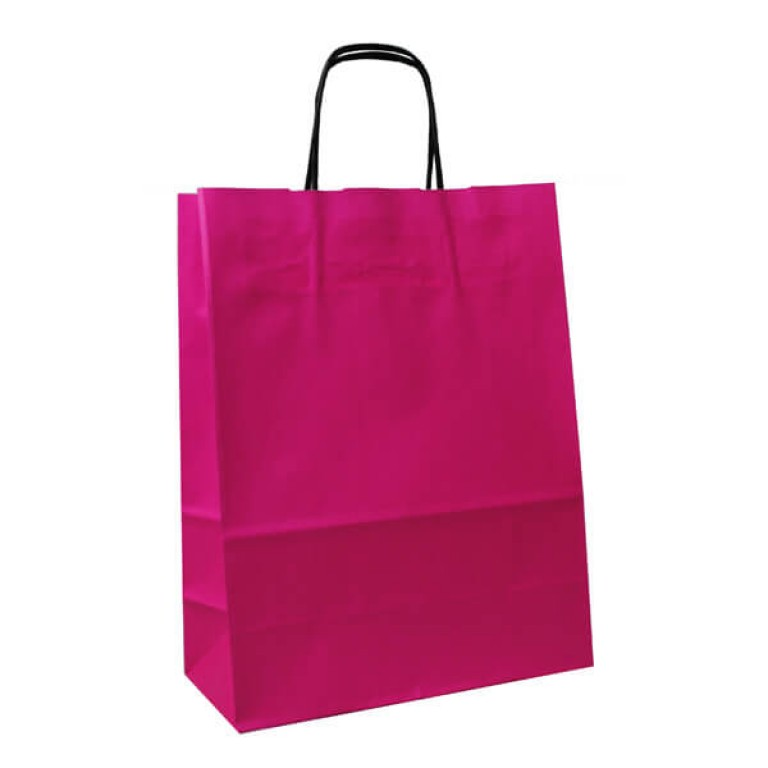 Small Carrier Bag (cerise)