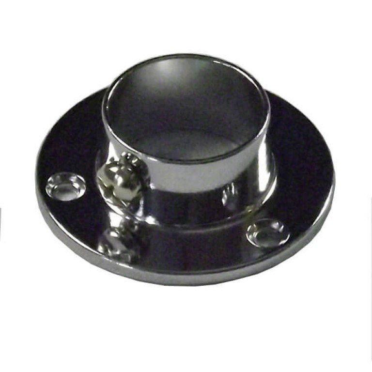 Wall Socket For Chrome Tube
