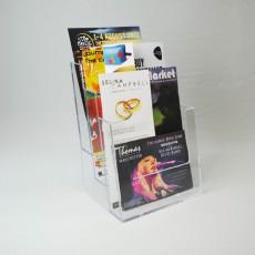 A4 Three-Tier Leaflet Dispenser