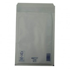 Arofol White Mailing Bubble Envelopes (Size 4)