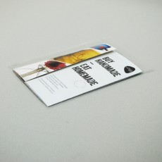 "Polypropylene Bag With Self-Seal Strip (5"" x 7"")"