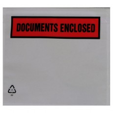Document Enclosed Wallet - A5
