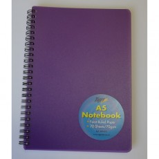 A5 Twin Wire Note Book