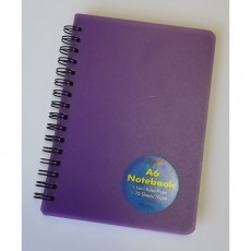 A6 Twin Wire Note Book