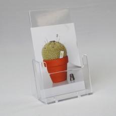 1/3 A4 acrylic counter / wall dispenser