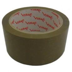 Brown Self-adhesive Packing Tape (50mm) - 6 pack