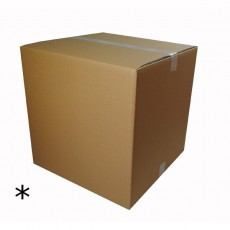 Cardborard Box - 203x203x203mm (pack of 10)