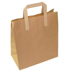 Large Carrier Bag (brown)