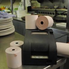 Three-Ply Kitchen Roll