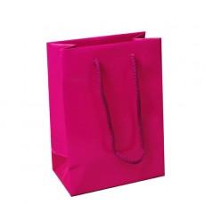 Jewellery Carrier Bags (cerise)