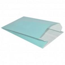 Satchel Paper Gift Bags - Aqua