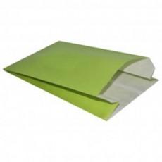 Satchel Paper Gift Bags - Green
