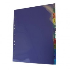 Jan-Dec File Dividers