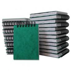 A7 Spiral Notebook