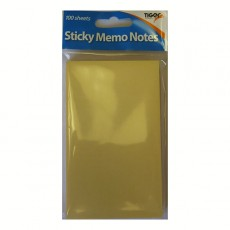 Sticky Memo Notes - 100 Sheets