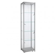 Four Tier Single Width Tower Show Case - Small