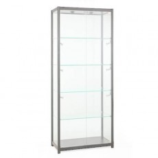 Four Tier Double Width Tower Show Case - Small