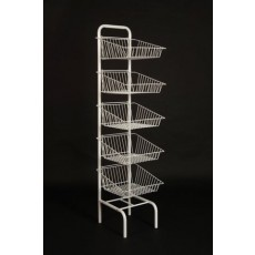 5 Tier Display Basket