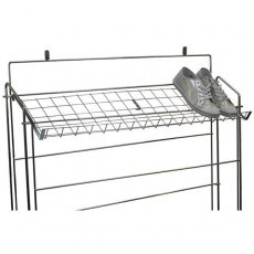 Mesh Shelf For Shoe Rack (chrome)