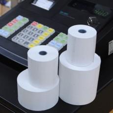 Thermal till rolls / PDQ rolls (57mm x 55mm)