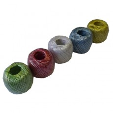 Coloured Polypropylene Twine