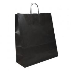 Large Fashion Carrier Bag (black)