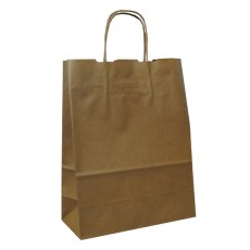 Small Carrier Bag (brown)